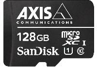 G Axis AXIS SURVEILLANCE CARD 128 GB  / 219743 VT PL12.18