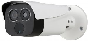 SANTEC SWC-241RBIF Thermal-Mini-Hybrid-Bulletkamera 1/2.8