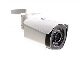SANTEC SCC-240KBIF 1080p HD-CVI IR-Bulletkamera 3,6 mm Festobjektiv, 12 V DC, IP-66