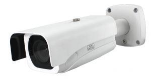SANTEC SNC-241CPRBIA IP-Kamera für Nummernschilderkennung 2.7-12mm motorized lens, IP66,PoE,140dB WDR