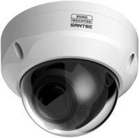 SANTEC SFC-851KDIA 4K (8 Mega-Pixel) HD-CVI IR-Dome,120dB True WDR,3DNR 3,7-11 mm mot,IP-67,IK10, AHD/CVI/TVI/Analog