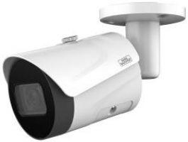 238.21 SANTEC BWNC-241FBIF, Full-HD 2MP IP-Bulletkamera, 2,8mm Super-Weitwinkel-Objektiv, IR-LED 30m, IP-67, App, Videoanalyse, H.265(+), Rekorder für SD-Card